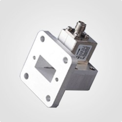 Waveguide-Coaxial Isolator Series